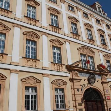 Zamek w Oławie - zdjęcie