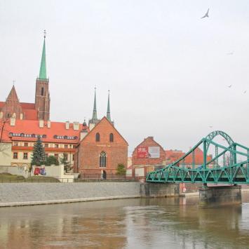 Ostrów Tumski Wrocław, Anna Piernikarczyk