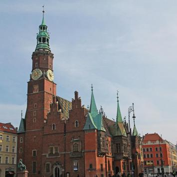 Ratusz we Wrocławiu, Anna Piernikarczyk