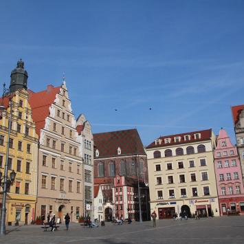 Rynek we Wrocławiu, Anna Piernikarczyk