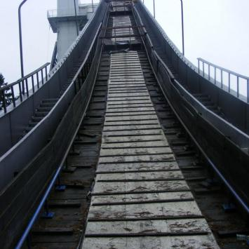 Skocznia Orlinek w Karpaczu, Wojtek
