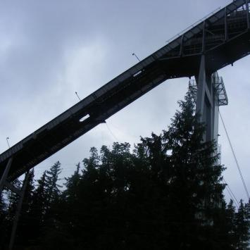 Skocznia narciarska Orlinek w Karpaczu, Wojtek