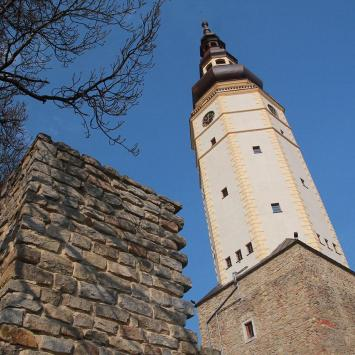 Wieża Ratuszowa w Strzelinie - zdjęcie