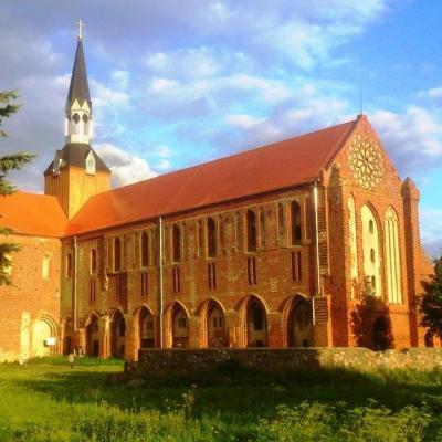 Klasztor cysterski w Kołbaczu