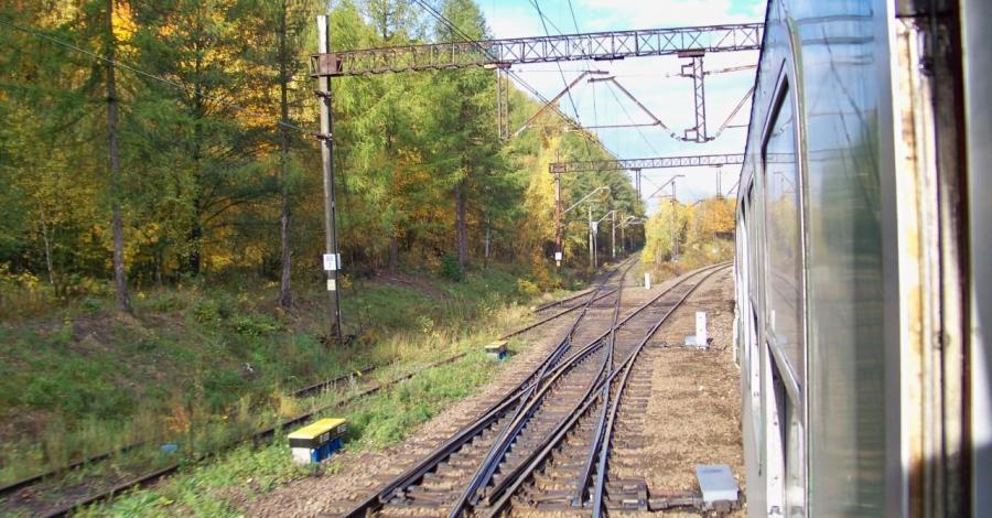 Podróż kolejowa :) - zdjęcie