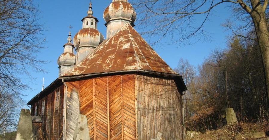 Cerkiew w Lipie - zdjęcie
