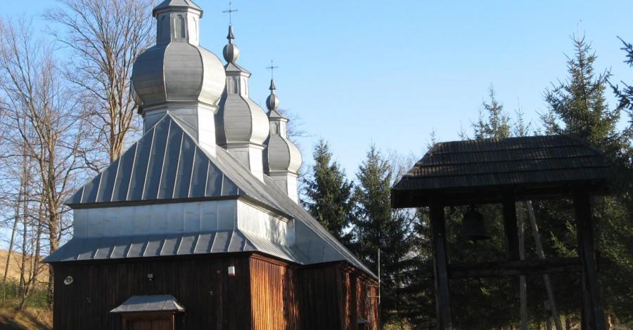 Cerkiew w Brzeżawie - zdjęcie