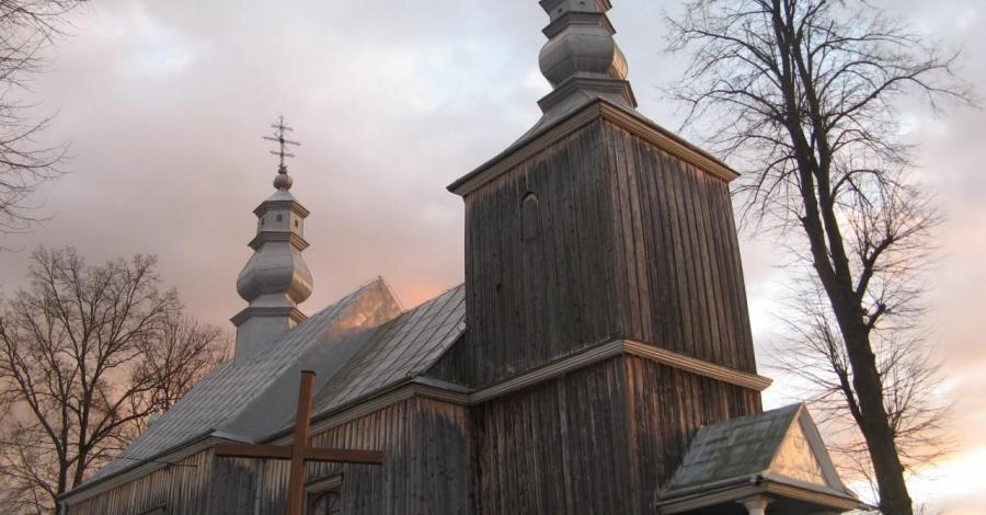 Cerkiew w Tyrawie Solnej - zdjęcie