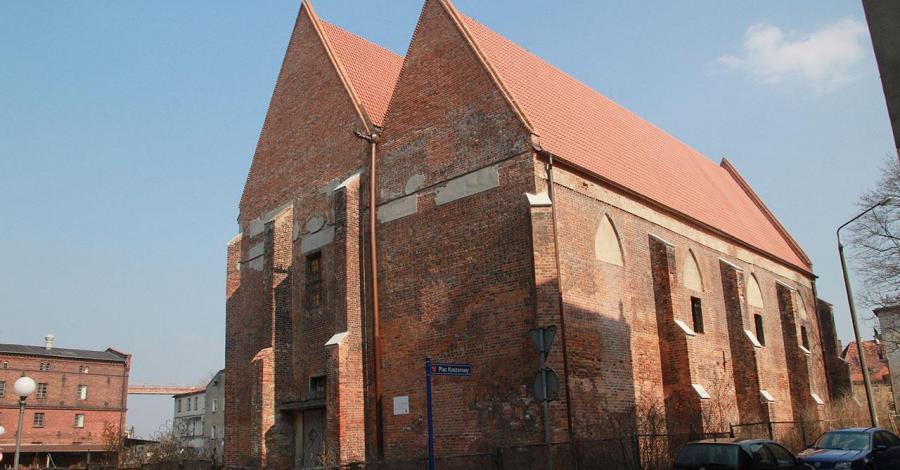 Kościół Św. Piotra i Pawła w Brzegu - zdjęcie