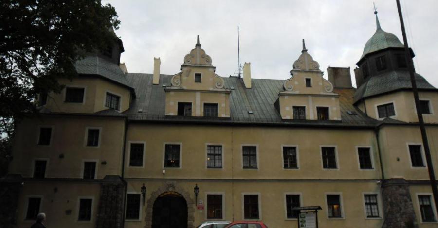 Goraj zamek , Barsolis Karol Turysta Kulturowy