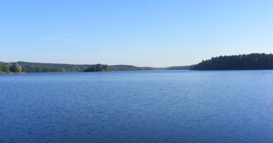 Jezioro Bachotek - zdjęcie