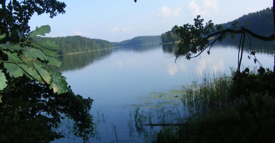 Jezioro Ciche - zdjęcie