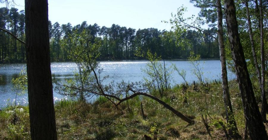 Jezioro Kochanka - zdjęcie