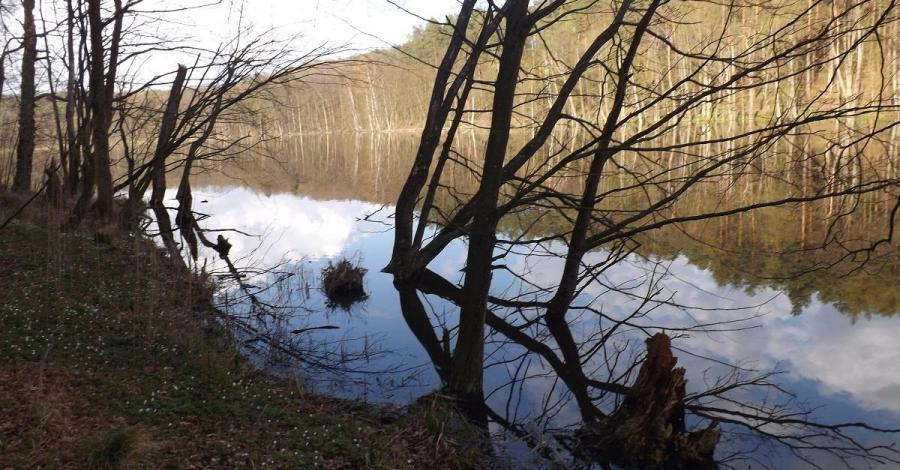 Jezioro Retno - zdjęcie
