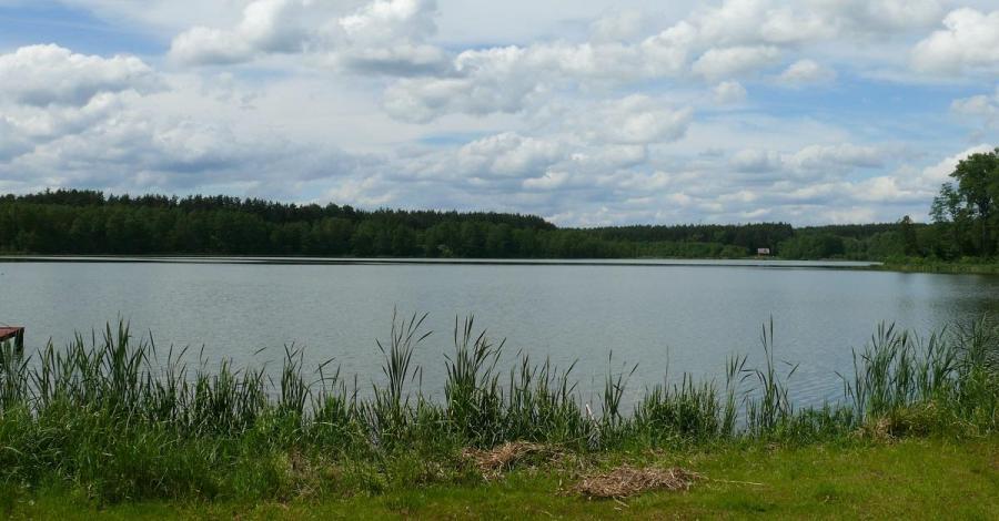 Jezioro Sopień - zdjęcie