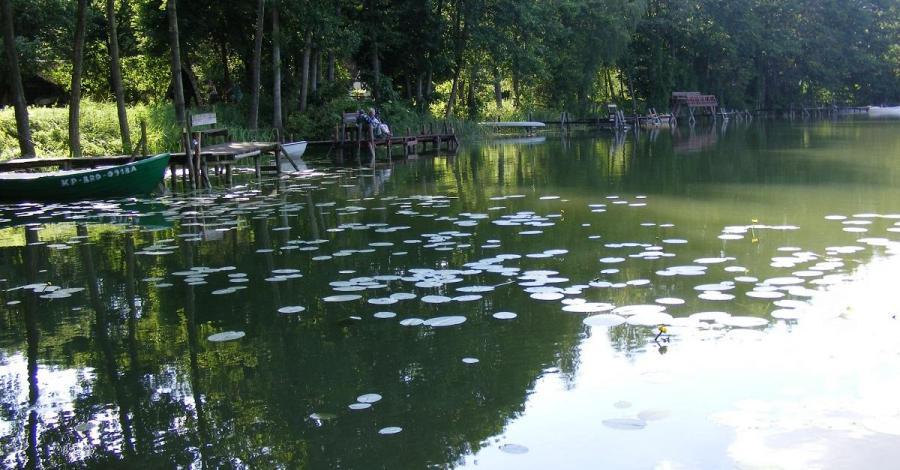 Jezioro Wysokie Brodno - zdjęcie