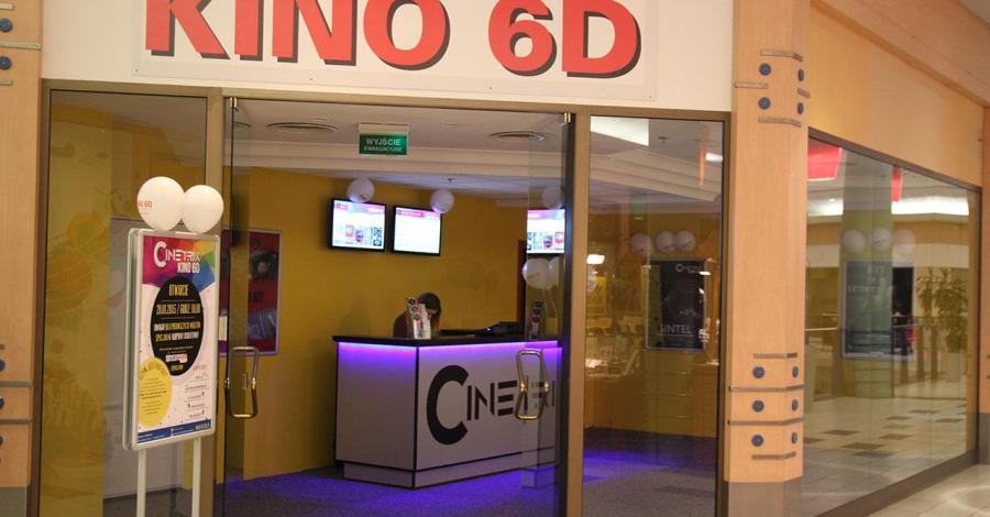 Kino 6D Cinetrix w Warszawie - zdjęcie