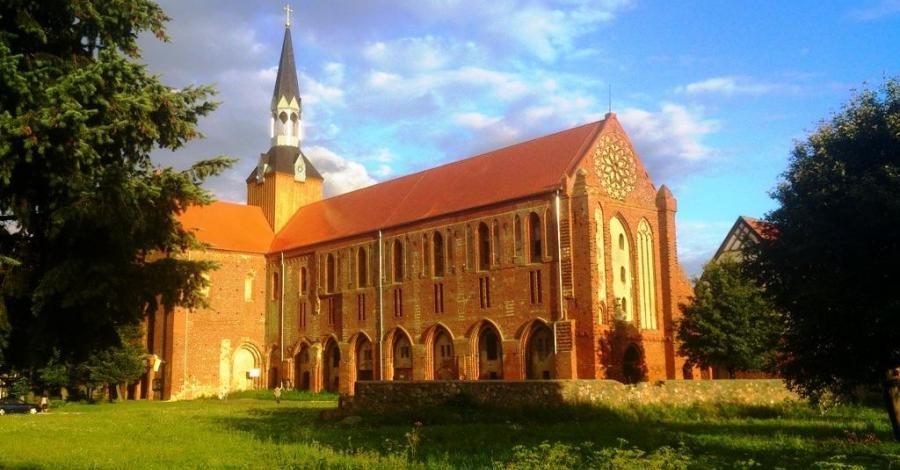 Klasztor cysterski w Kołbaczu - zdjęcie