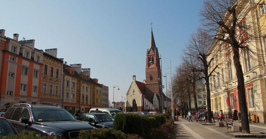 Sanktuarium w Oławie - zdjęcie