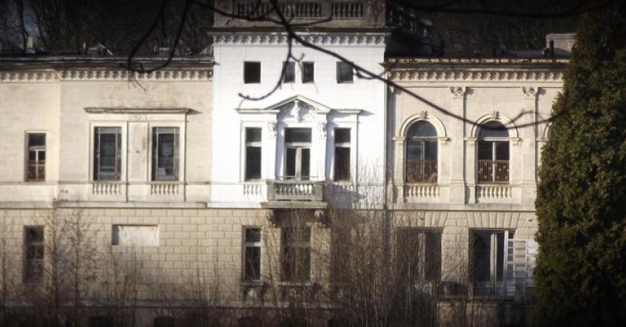 Pałac Heinzla w Łodzi - zdjęcie