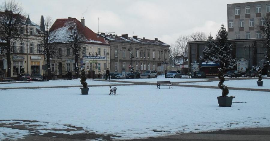Plac Zwycięstwa w Gryficach - zdjęcie