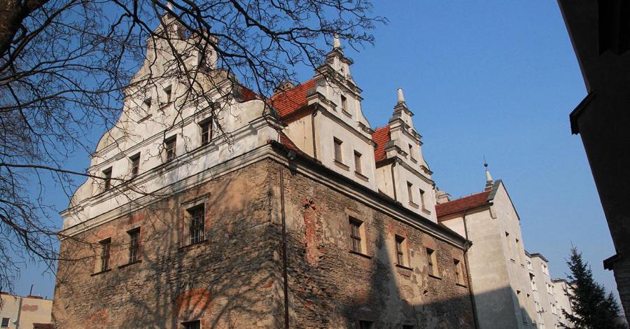 Dwór Książąt Brzeskich w Strzelinie - zdjęcie