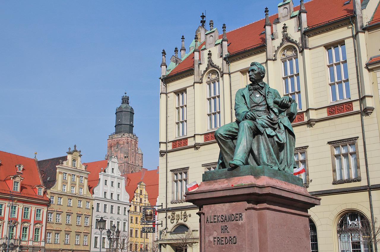 834559973b71 Wrocław atrakcje turystyczne Wrocławia. Ciekawe miejsca w Wrocławiu ...