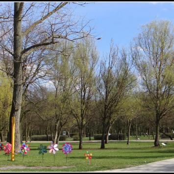 Park Solankowy w Inowrocławiu - zdjęcie