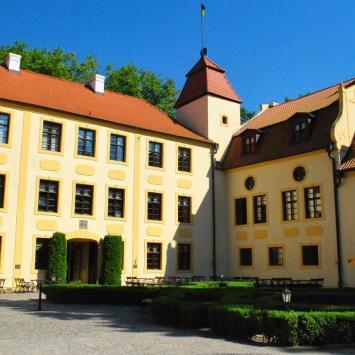 Zamek w Krokowej - zdjęcie
