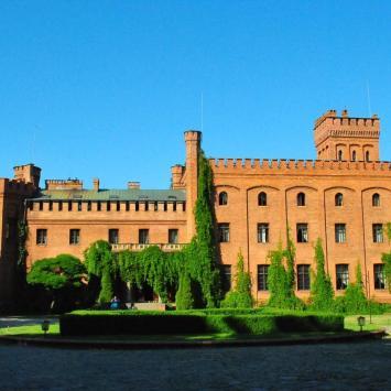 Zamek w Rzucewie