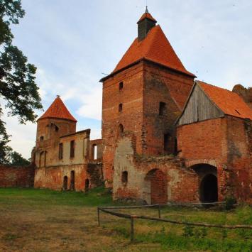 Zamek Szymbark - zdjęcie