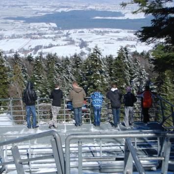 Góry Świętokrzyskie zimą, gustaw5 gustaw525@wp.pl