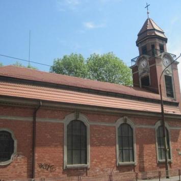 Kościół Ewangelicki w Sosnowcu