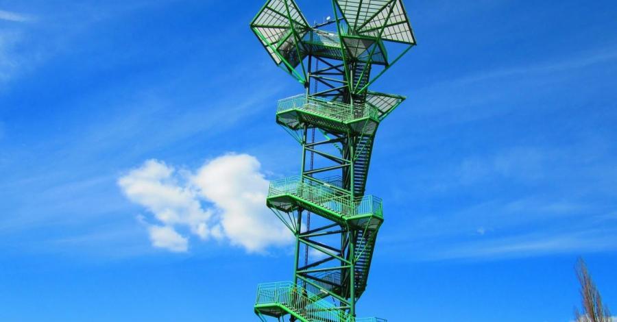Wieża widokowa w Kotowicach - zdjęcie