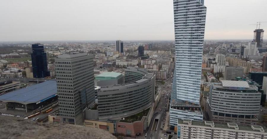 Jeden dzień w Warszawie - zdjęcie