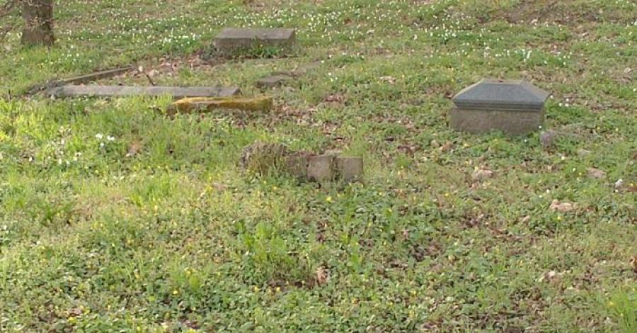 Cmentarz Żydowski w Nysie - zdjęcie
