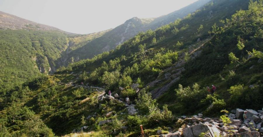 Dolina Łomniczki w Karkonoszach - zdjęcie