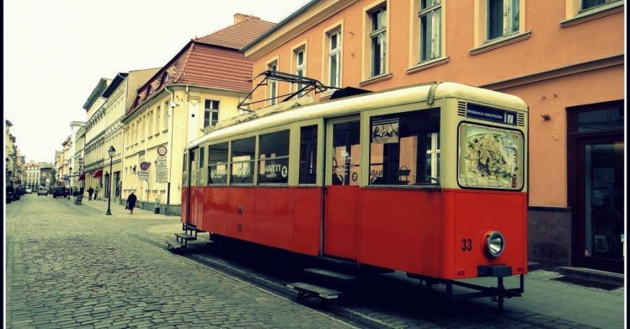 Tramwaj w Bydgoszczy - zdjęcie