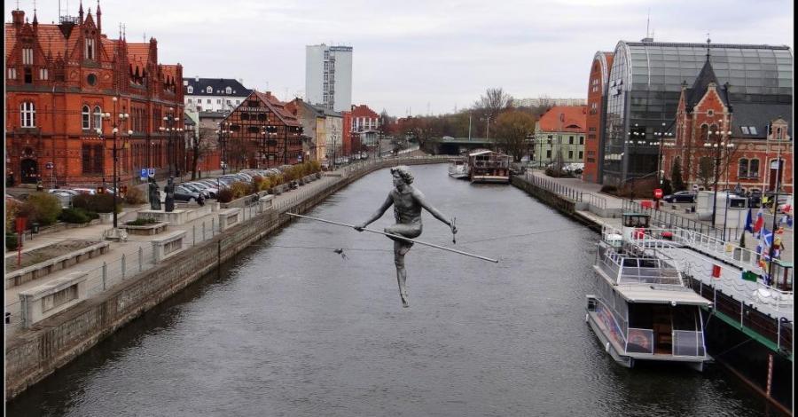 Linoskoczek w Bydgoszczy - zdjęcie