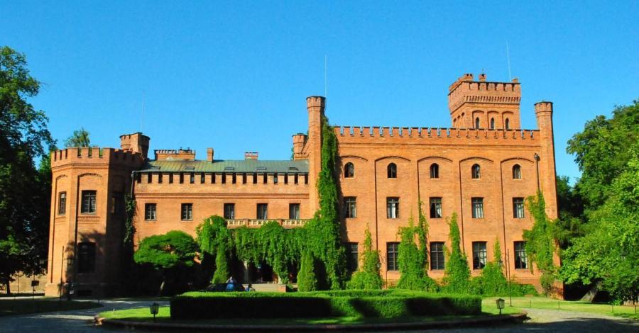 Zamek w Rzucewie - zdjęcie