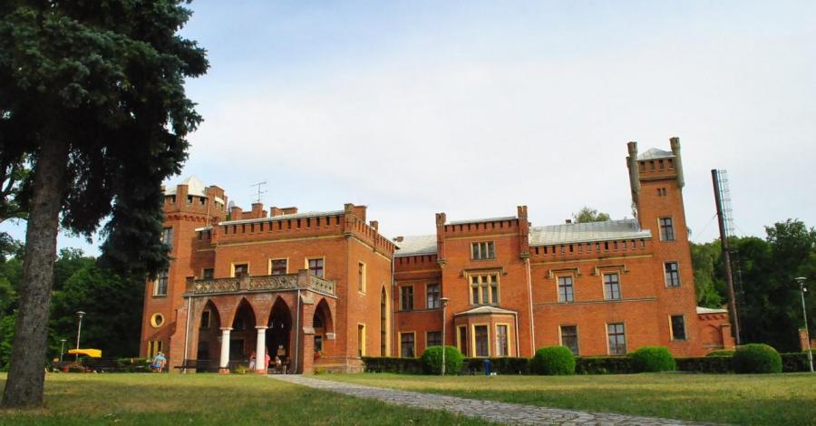 Zamek Karnity - zdjęcie