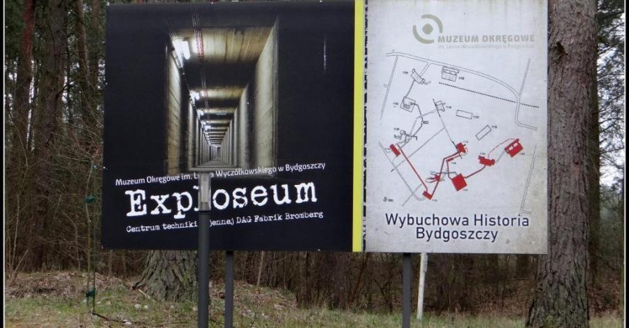 Exploseum w Bydgoszczy - zdjęcie