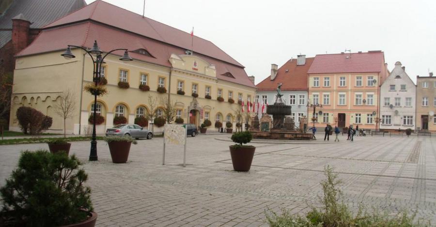 Ratusz w Darłowie - zdjęcie