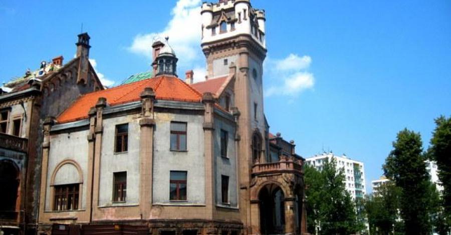 Nowy Pałac Schona w Sosnowcu - zdjęcie