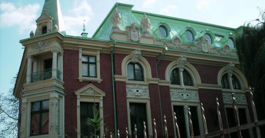 Pałac Dietla w Sosnowcu - zdjęcie