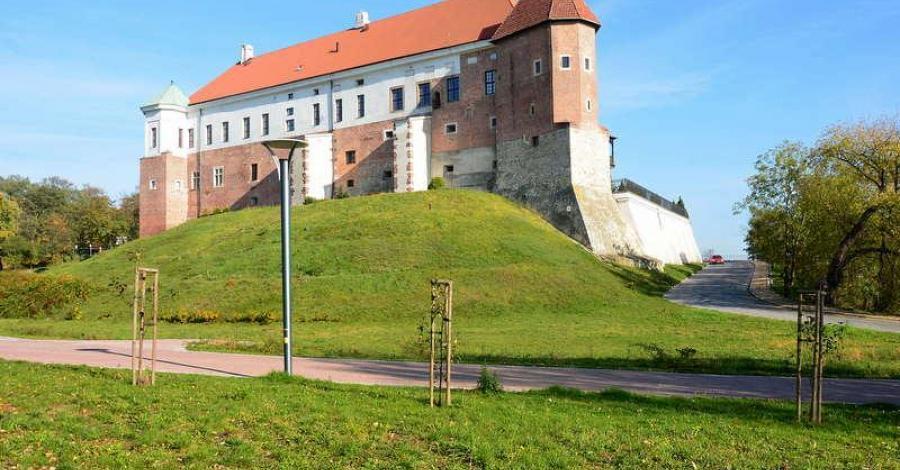 Sandomierz Zamek, gustaw5 gustaw525@wp.pl