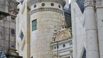 Zamki nad Loarą - zdjęcie