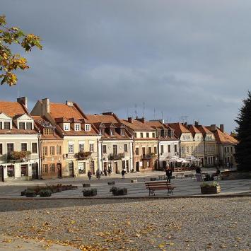 Jednodniowy wypad do Sandomierza - zdjęcie