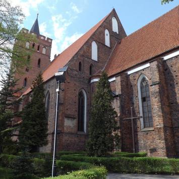 Kościół Św. Katarzyny w Brodnicy