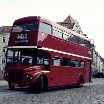 Londyński Autobus w Opolu